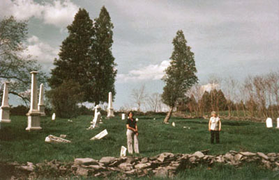 Willse Hill Cemetery, 1978