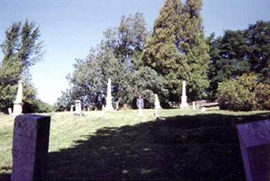 Willse Hill Cemetery, 1994