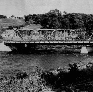 Old Kast Bridge