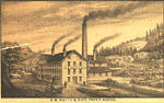 E.B. Waite & Co's. Paper Works