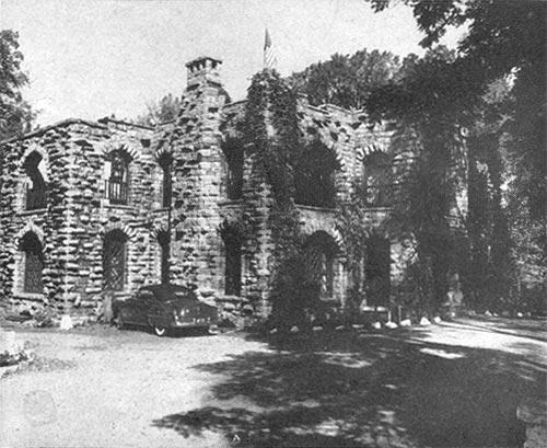 Beardslee Castle 1953 History East Creek Ny Herkimer County